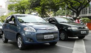 Contacto con el Nuevo Fiat Palio en Brasil.