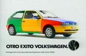 Volkswagen Gol Top