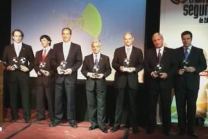 Todos los ganadores del Auto Más Seguro 2011.