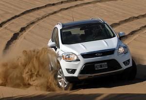 Verano 2012: Ford sigue en Pinamar y Punta del Este y suma Cariló