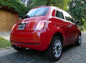 Test Fiat 500 - Foto: Cosas de Autos