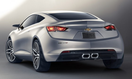 Chevrolet 140S Concept Coupe.