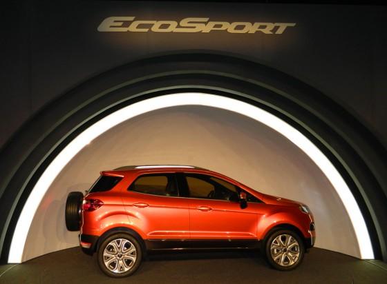 Nueva Ford EcoSport.