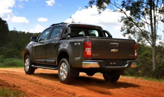Nueva Chevrolet S-10