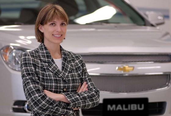 Isela Constantini nueva Presidenta de GM Argentina, Uruguay y Paraguay.
