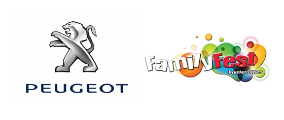 Peugeot en el Family Fest