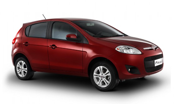 Nuevo Fiat Palio Attractive 1.4