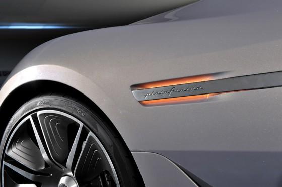 El Pininfarina Cambiano calzó neumáticos Fate Eximia especialmente diseñados.