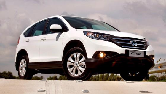 Nueva Honda CR-V 2012
