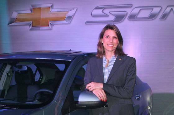 Isela Costantini, presidenta de GM Argentina: