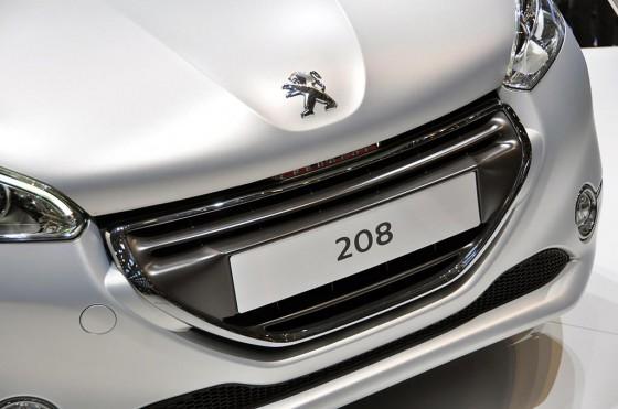 Peugeot 208.