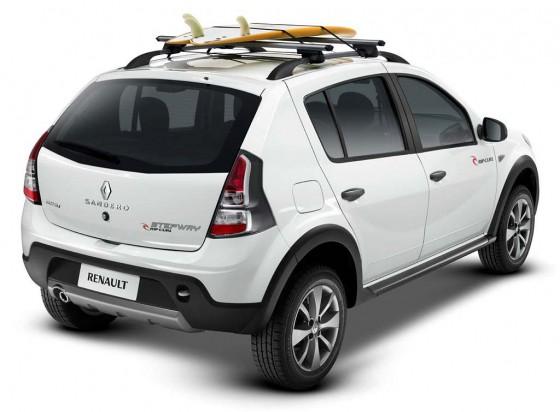 Renault Sandero Stepway Rip Curl