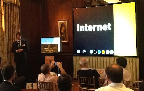 Ardanaz Gómez explicó la importancia de internet a la hora de decidir una compra.