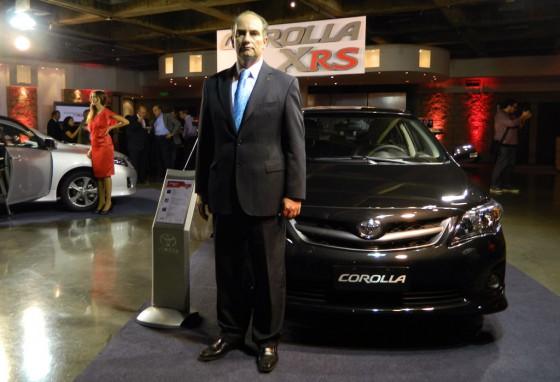 Eduardo Kronberg, Gerente de Relaciones Públicas y RSE de Toyota Argentina