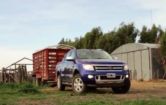 Desafío Ranger: ya podés votar las tres pruebas a la que fue sometida la nueva pick-up Ford