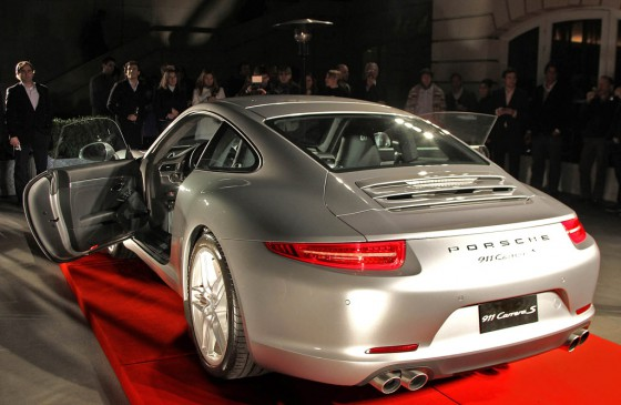 Porsche Argentina presentó el nuevo 911 Carrera