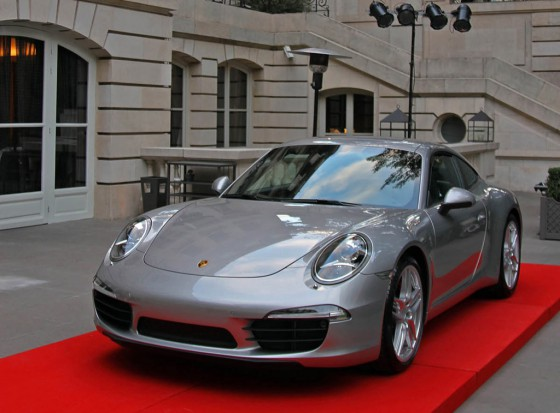 Argentina: Porsche presentó el nuevo 911 Carrera
