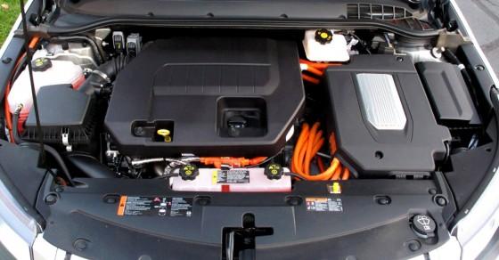 El motor del Chevrolet Volt fue elegido Motor Verde del Año