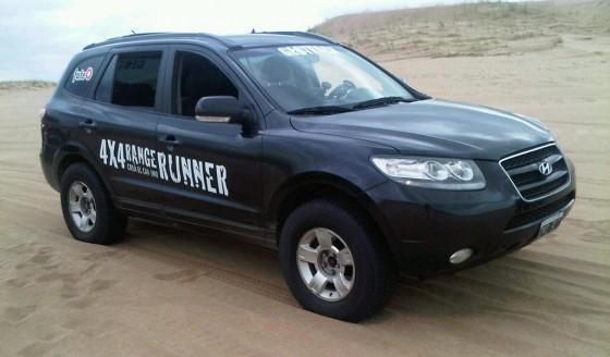 Fate y Hyundai realizarán travesías 4x4 en Pinamar y Cariló