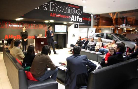 Exclusividad a la italiana: Alfa Romeo y Nespresso
