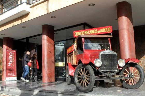 Muestra de Clásicos en Colonia, Uruguay