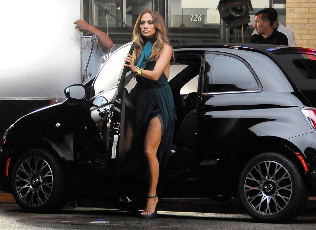 Kia El Paso >> Fiat acompaña a Jennifer López en su paso por Argentina | Cosas de Autos Blog