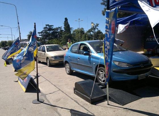 Fric-Rot chequea gratis la suspensión de tu auto
