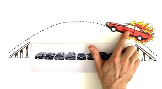 El Flaco Traverso volará con su Fuego sobre la nueva gama de Renault