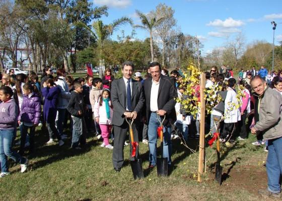 Toyota celebró el Día Mundial del Medio Ambiente junto a la comunidad de Zárate