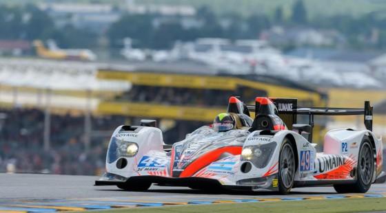 El argentino Luis Pérez Companc (Oreca-Nissan) quedó 9no en la general.