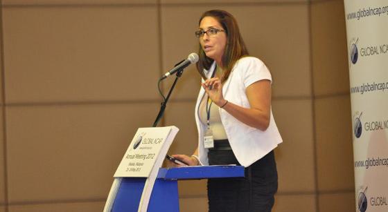 María Fernanda Rodríguez, Secretaria Ejecutiva de LatinNCAP.