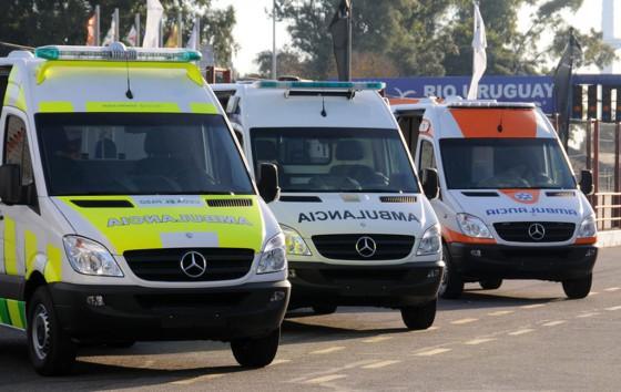 Mercedes-Benz presentó aplicaciones de Sprinter para exportar