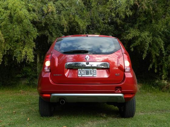 Cosas de Autos probó la Renault Duster 4x2