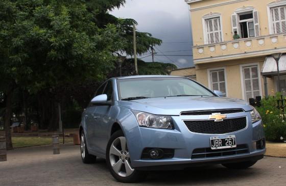 Argentina: el Chevrolet Cruze, ahora con motor diesel más potente