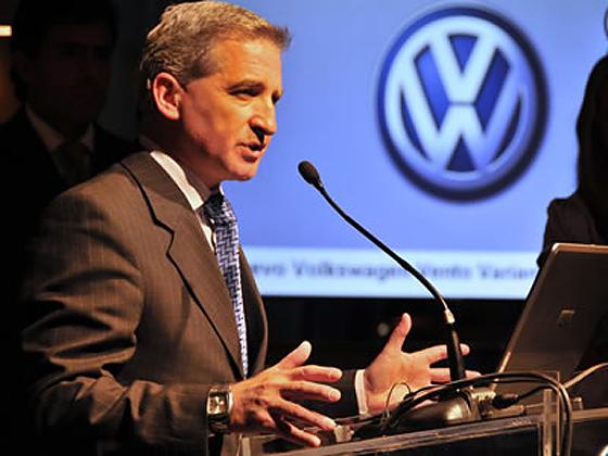 Marcelo Dato, gerente general de la División Comercial de Volkswagen Argentina.