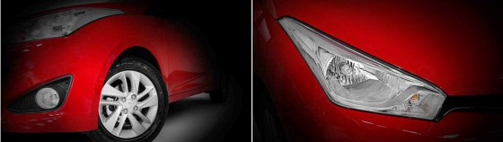 Teaser del Hyundai HB20