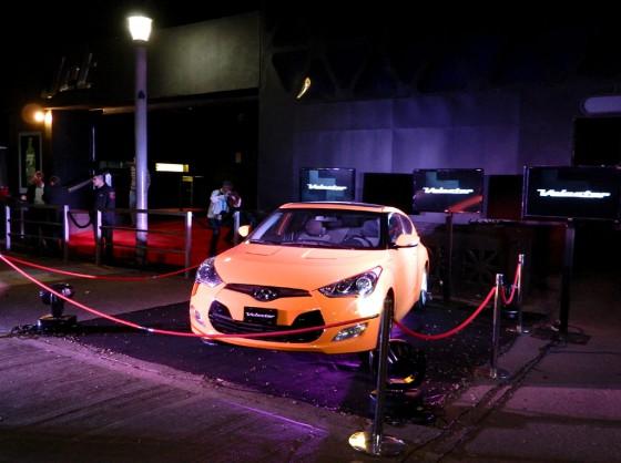 Hyundai lanzó oficialmente el Veloster