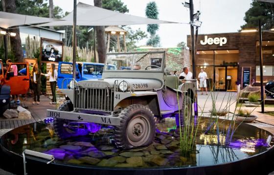 Invierno 2012: Jeep ofrece test drive en Cariló y beneficios en Valle Nevado, Chile
