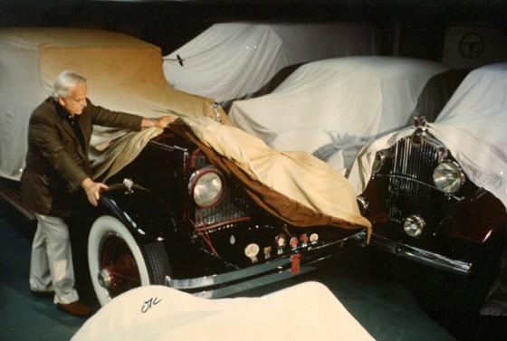 El Principado de Mónaco subasta los autos de Rainiero