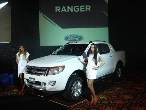 Nueva Ford Ranger Limited