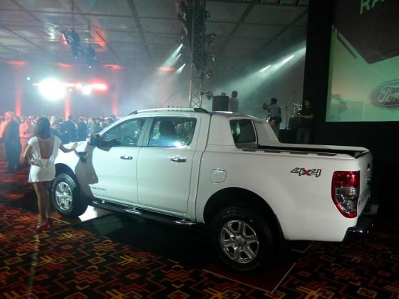 Nueva Ford Ranger.