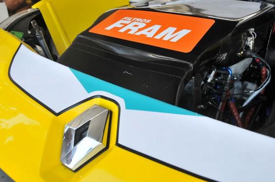 FRAM, flamante proveedor de filtros para los motores del Súper TC 2000