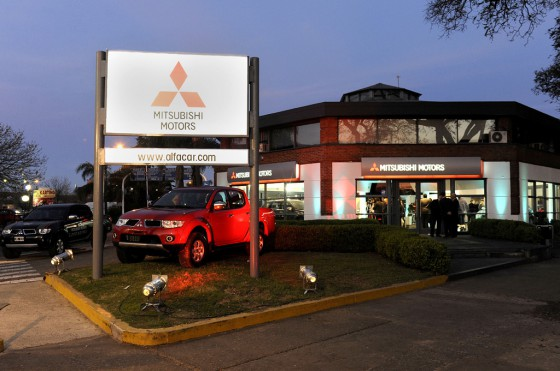 Nuevo concesionario Mitsubishi Mercado Victoria en Costa Salguero