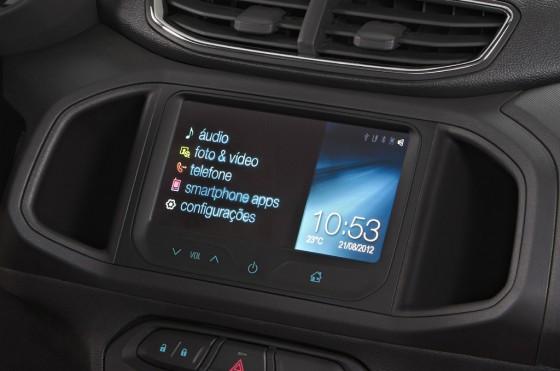 Primera imagen oficial y teaser del Chevrolet Onix.