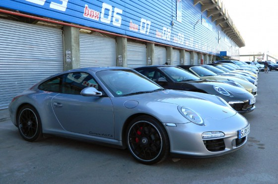 Porsche World Roadshow en Argentina