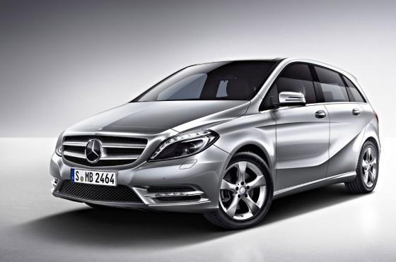 Mercedes-Benz lanzó la nueva Clase B