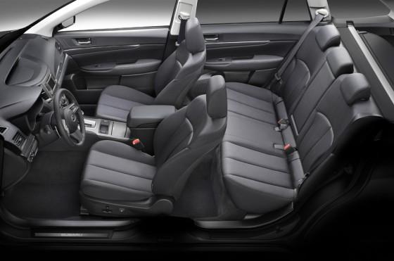 Subaru Outback 2.5i AWD CVT Limited Tech