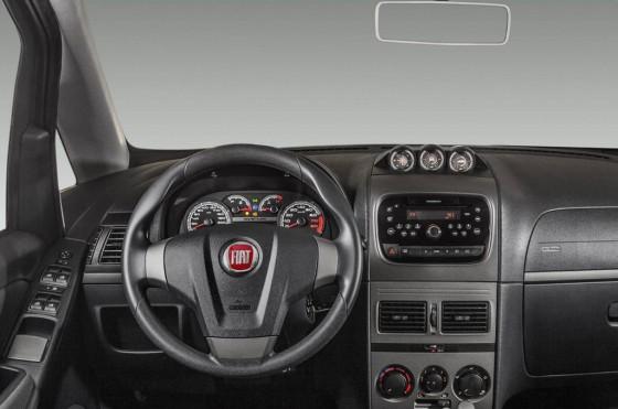 Fiat Idea Adventure 2012