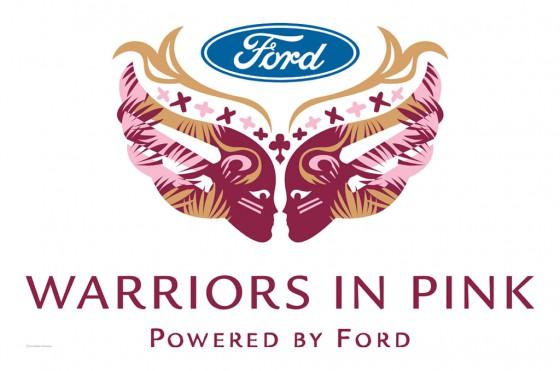 """""""Warriors In Pink"""", la iniciativa de Ford contra el cáncer de mama"""