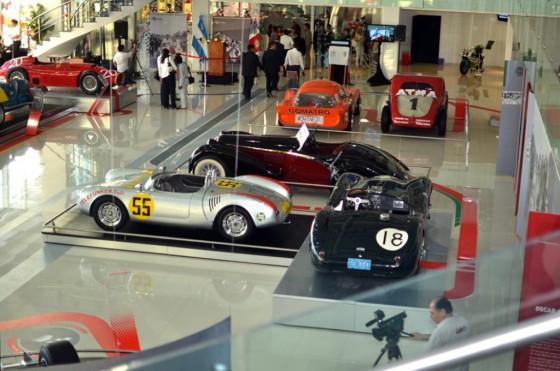 Termas de Río Hondo ya tiene su propio Museo del Automóvil - Foto: La Gaceta